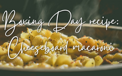 Boxing Day recipe: Cheeseboard macaroni