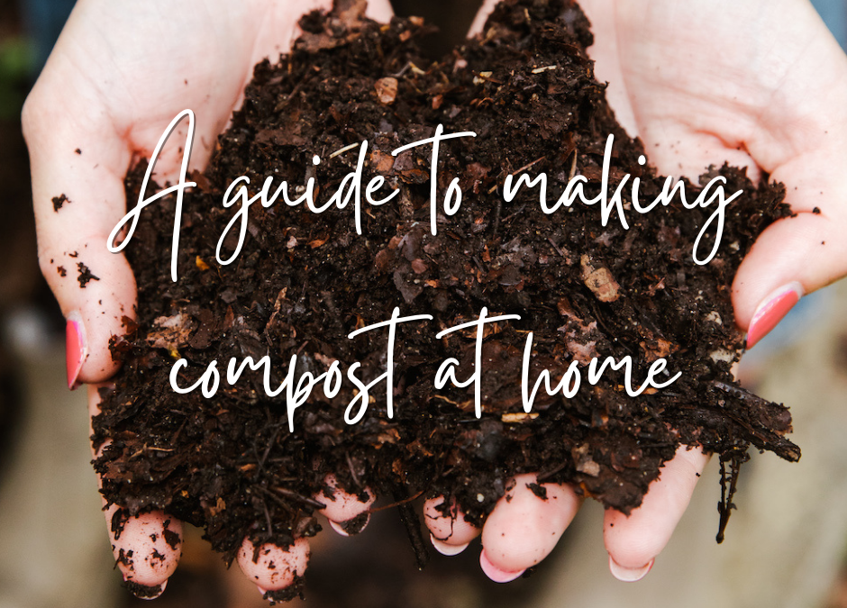 A guide to making compost at home