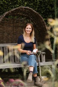 Creating privacy using screens for small gardens by Katie Rushworth